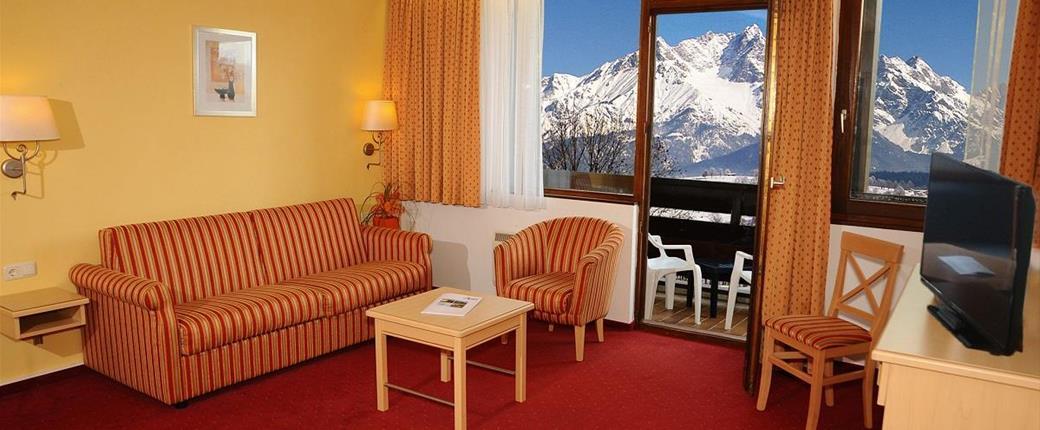 Sporthotel Marco Polo Club Alpina v Maria Alm