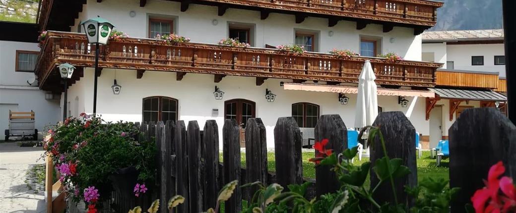 Gasthof Kals v Kalsu - all inclusive