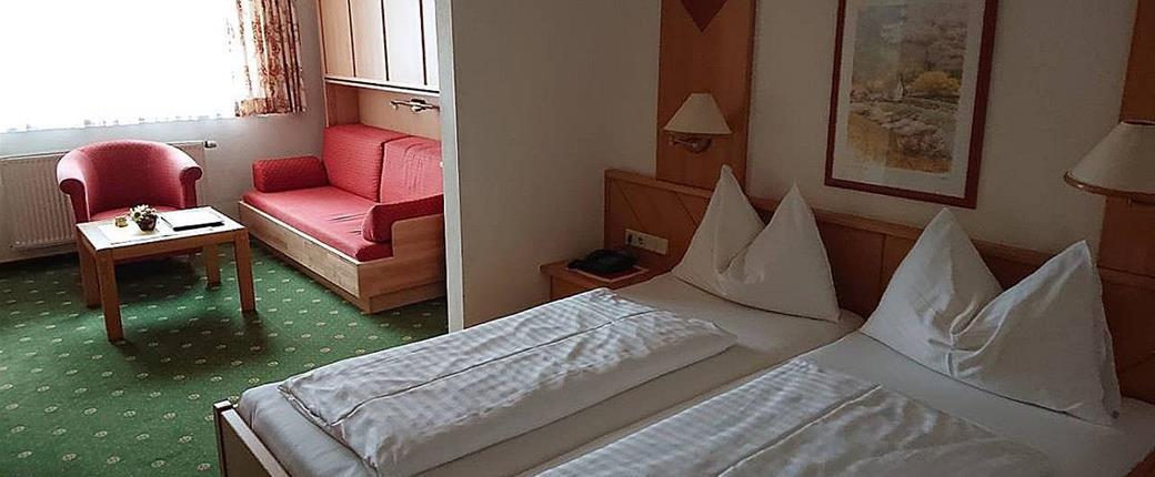 Hotel Alpenrose v Tauplitz