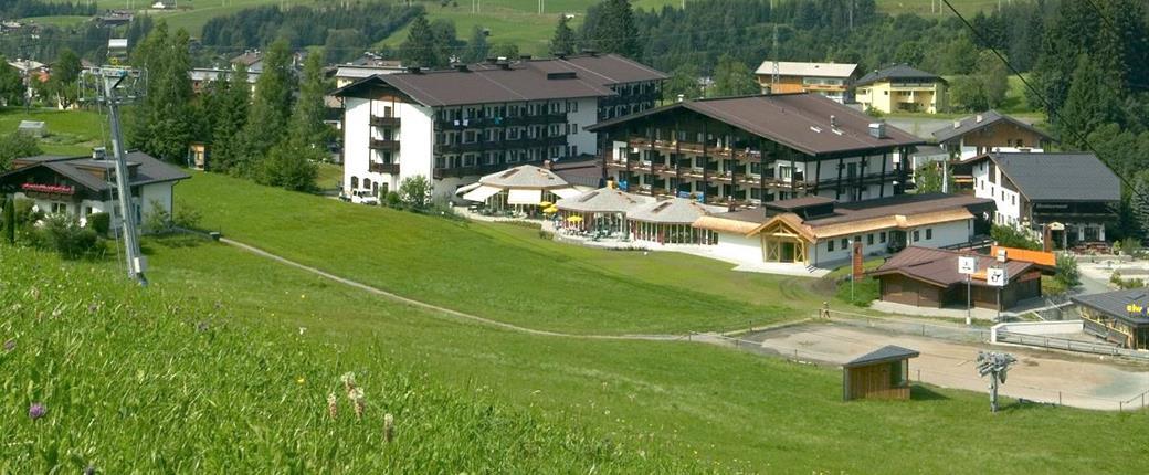 Hotel Fontana ve Fieberbrunnu