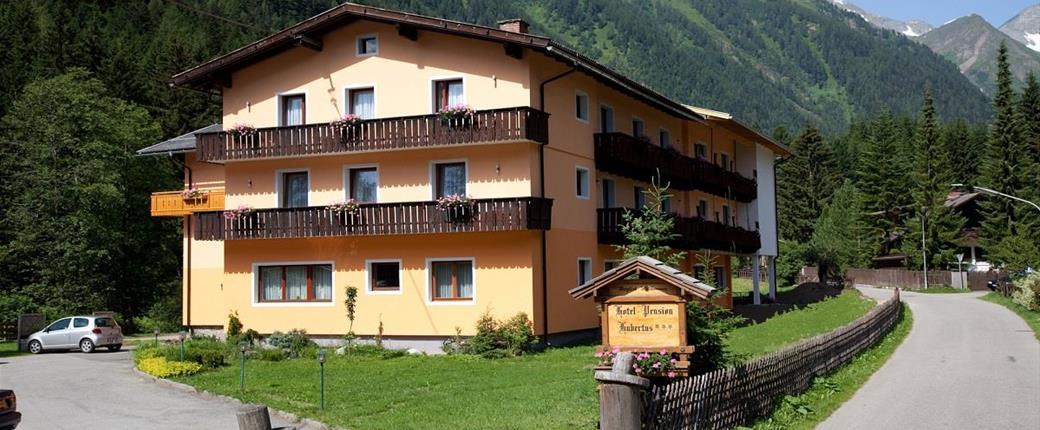 Hotel - penzion Hubertus v Mallnitzu - all inclusive
