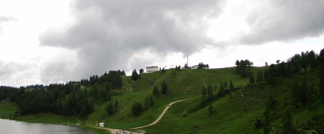 Horský gasthof Tauplitzalm v Tauplitz